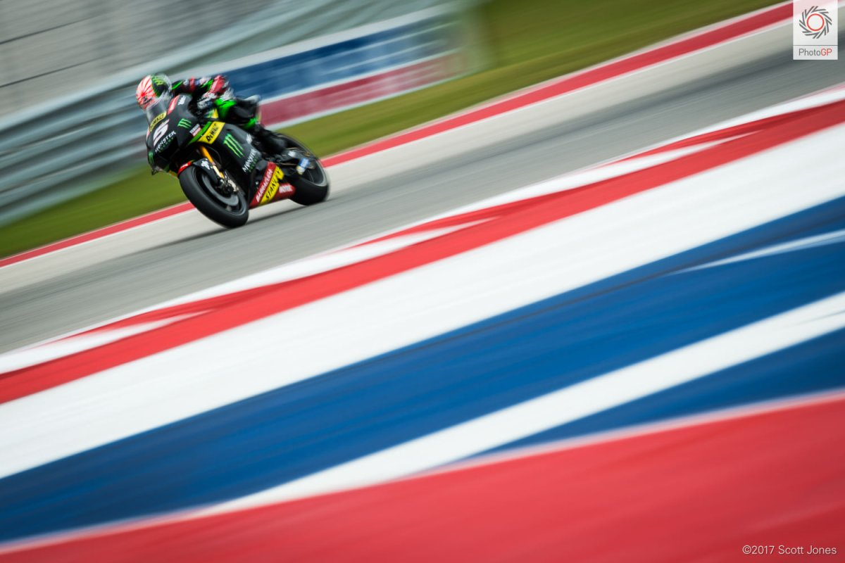 Saturday MotoGP Summary at Austin: Explaining Crashes, And New Rivalries